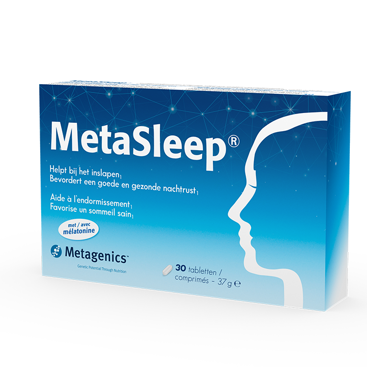 metasleep avec melatonine